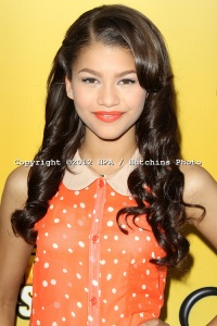 "arriving at the Premiere Of Disney Channel's ""Let It Shine"""